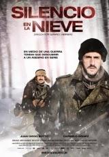Carátula del DVD Silencio en la nieve