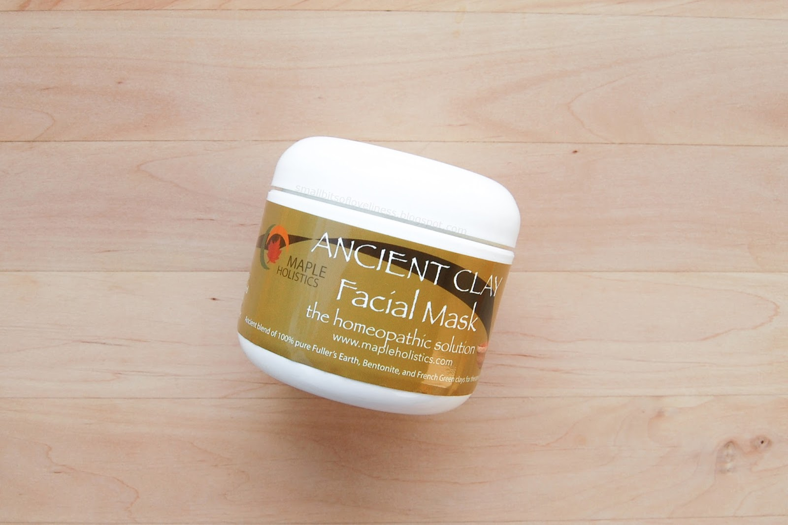 Maple Holistics Ancient Clay Facial Mask