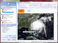Earth Alerts 2011 - screenshot