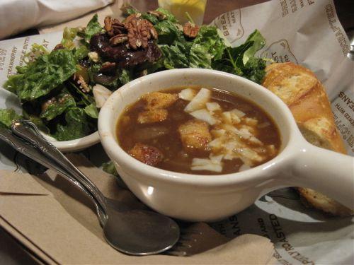 Panera Bread Restaurant Copycat Recipes: French Onion Soup