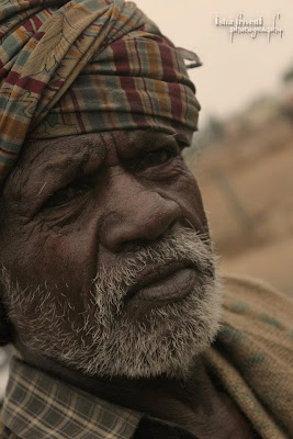 "Seeking eyes of an old man in khandala by Isha Trivedi ""Isha Trivedi"""