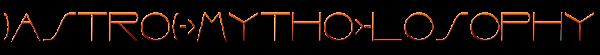 astromytholosophy
