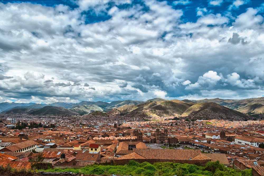 Cusco, Peru, photographed by Linda Wright