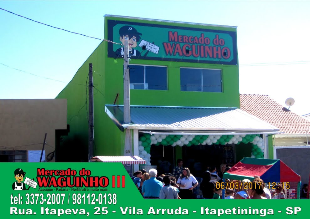 MERCADO DO WAGUINHO III