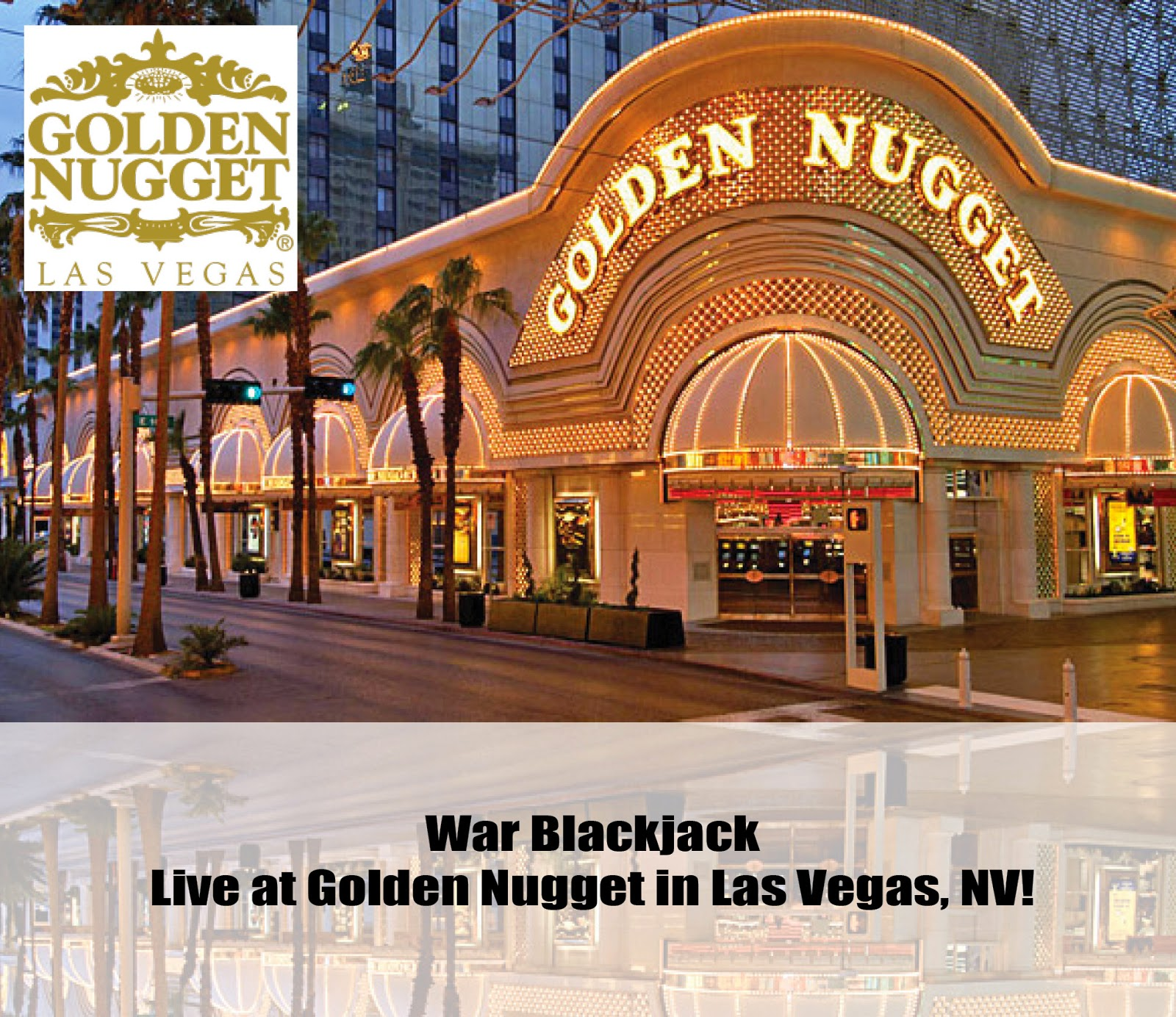 Blackjack tournament golden nugget