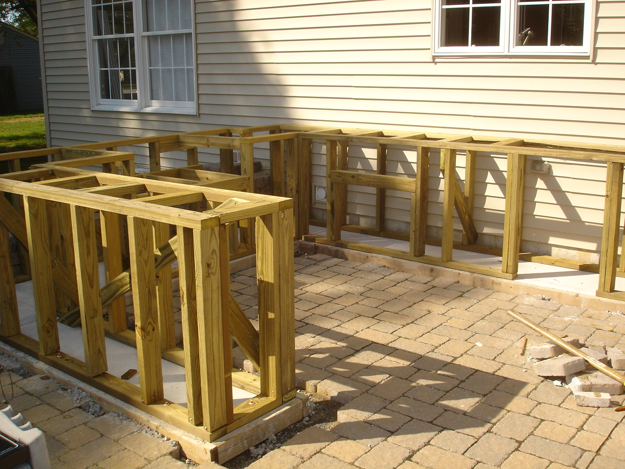 Nj home improvement blog outdoor bar and grill for Diy outdoor bar