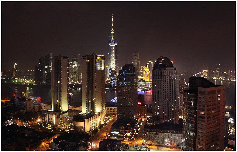 фото улиц шанхая
