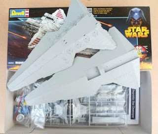 Star Wars X-Wing Miniatures Game - Imperial Star Destroyer
