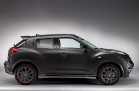 Nissan Juke Nismo The Dark Knight Rises (2012) Side