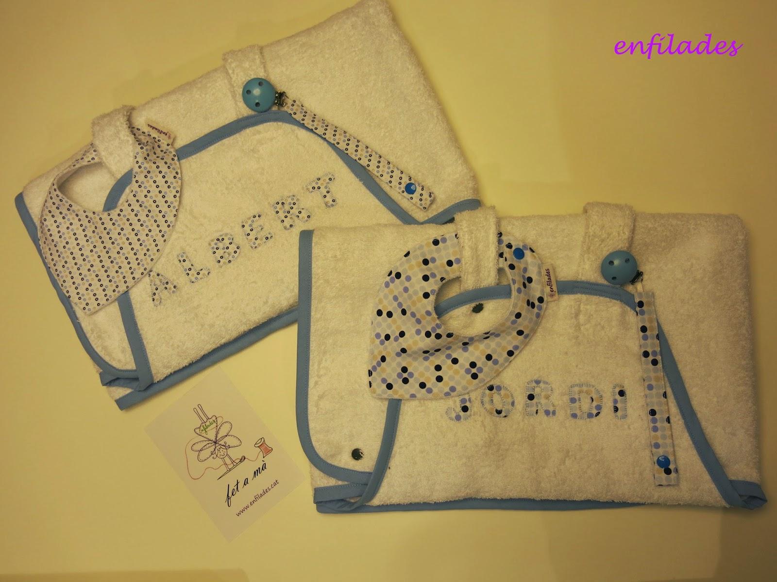tovallola davantal personalitzada bessons-Enfilades.cat
