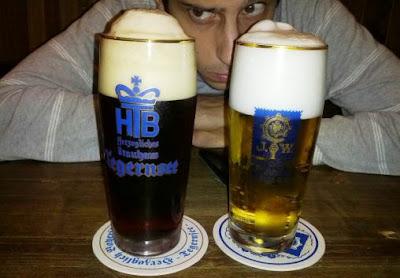 Birre bavaresi bicchieri