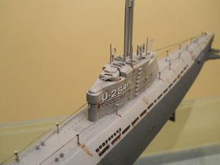 submarine XXI elektroboat