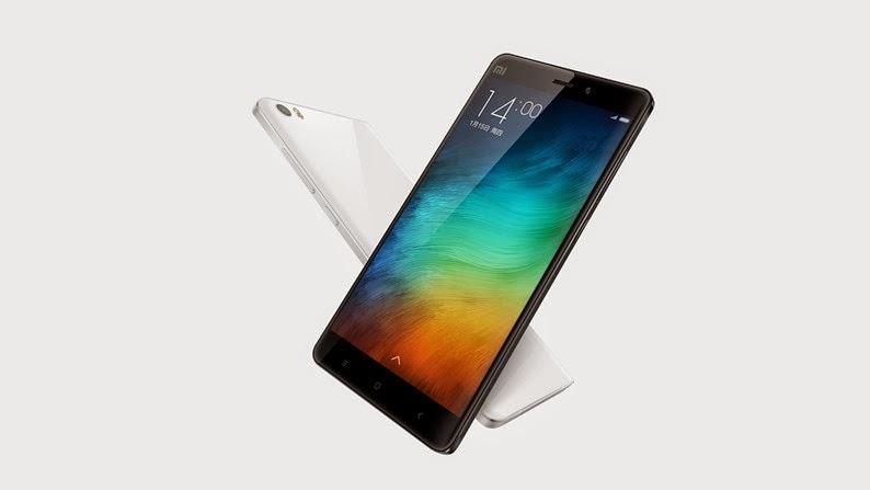 Setelah Xiaomi Mi Note Kini Hadir Xiaomi Mi Note Pro