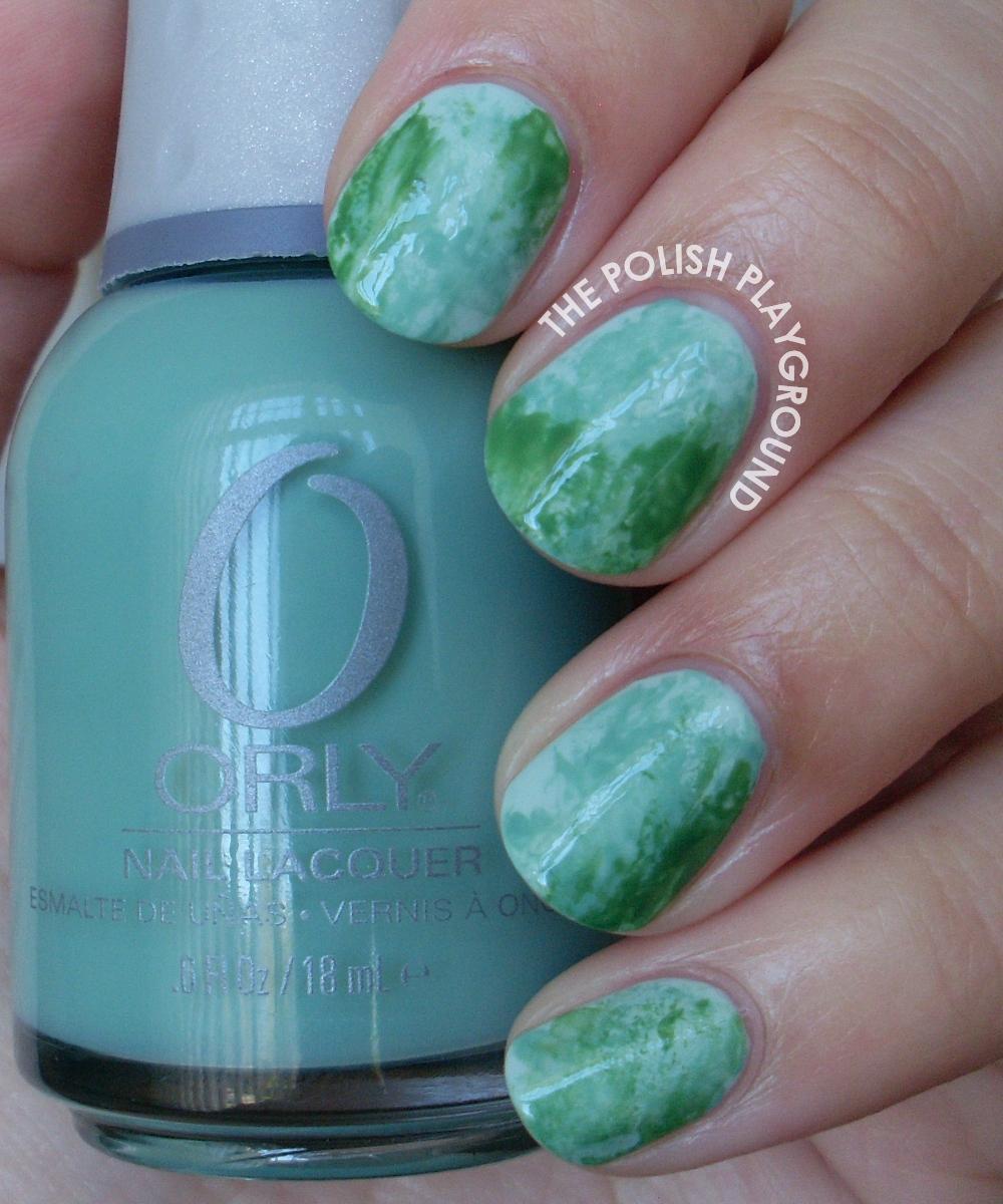 Lucky Jade Nail Art