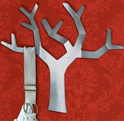Cool Wall Hooks and Creative Coat Racks (15) 10