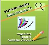 Site de la Supervisión Zona Escolar XXIII