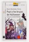 Portada del libro Pupi y las brujas de Halloween