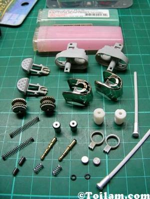 Cách,làm,hướng dẫn,mô tô,moto,mô hình,bật lửa,DIY