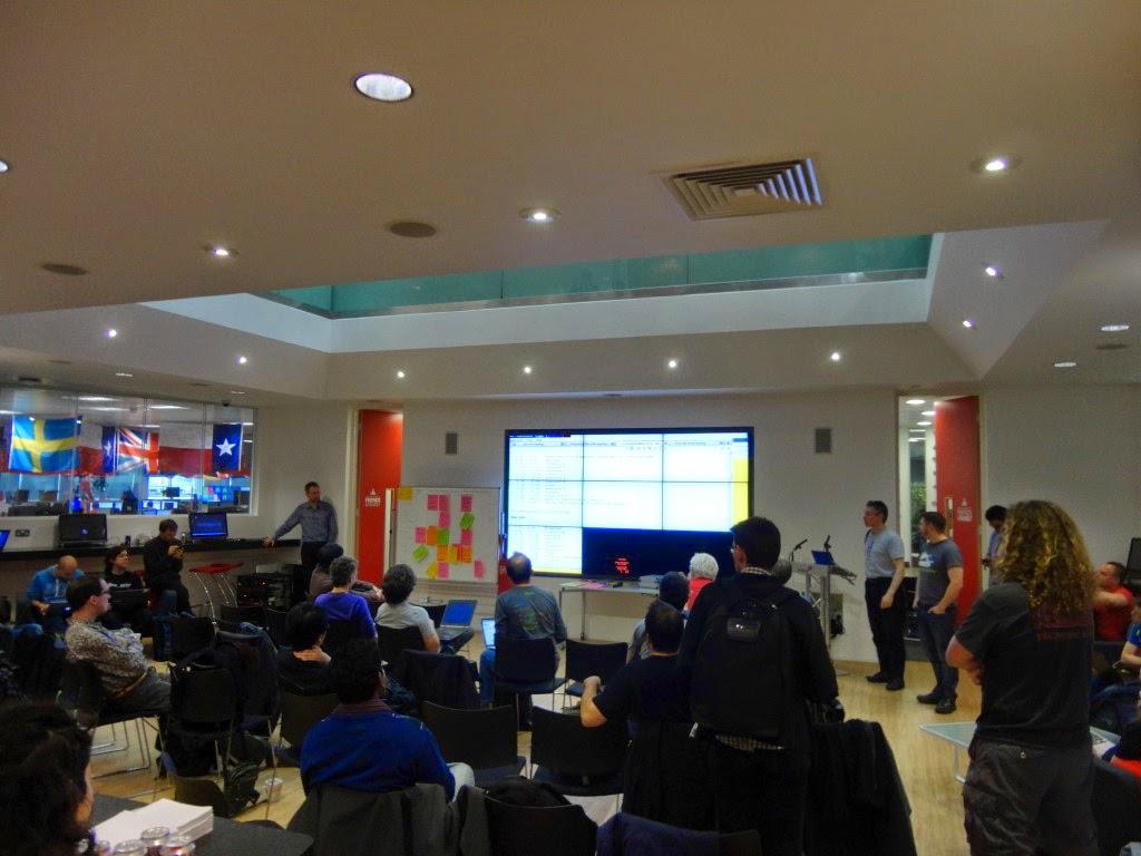 XEN Hackathon meeting.