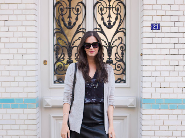 Outfit: professional with a twist in s.Oliver