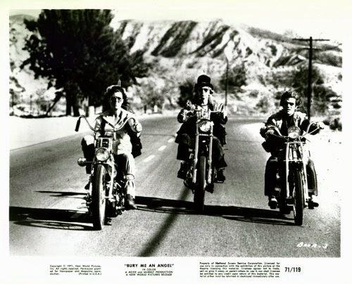 Bury Me An Angel (1972) promo shot