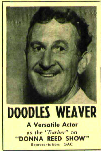 doodles weaver three stooges
