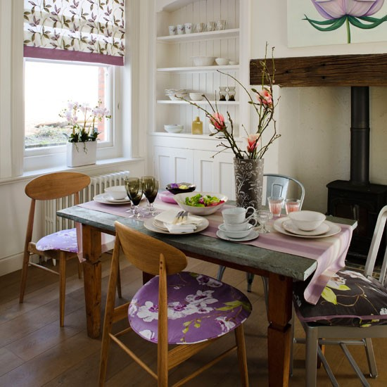 Vera 39 s appetite for creation my deco country dining for My dining room 9 course