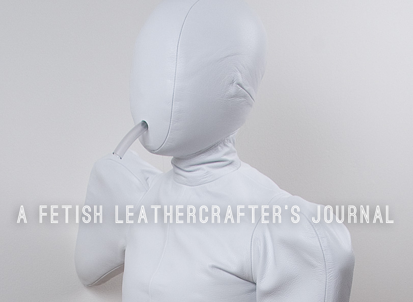 A fetish leathercrafters journal