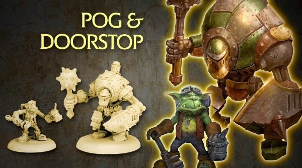 Privateer Press The Undercity Iron Kingdoms adventure board game