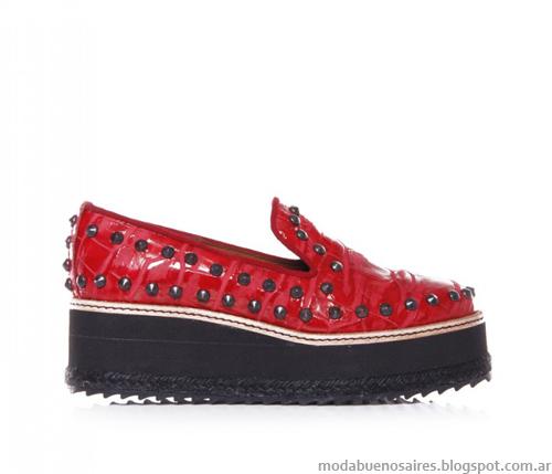 Ricky Sarkany zapatos botas invierno 2013