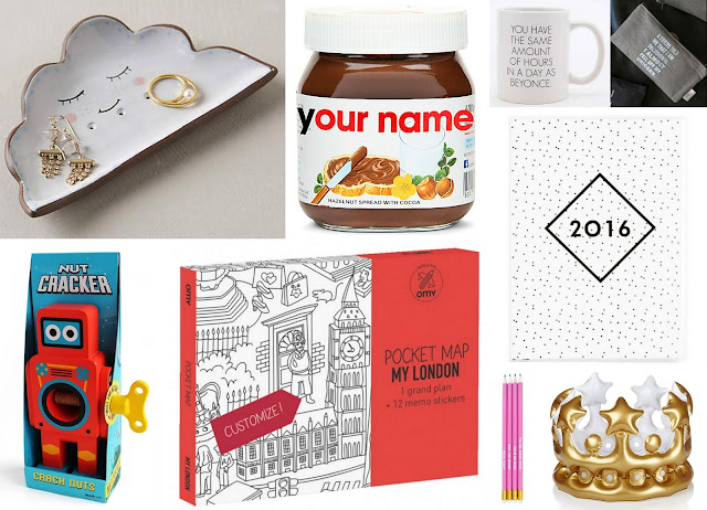 Christmas Gift Guide: £20 & Under by What Laura did Next