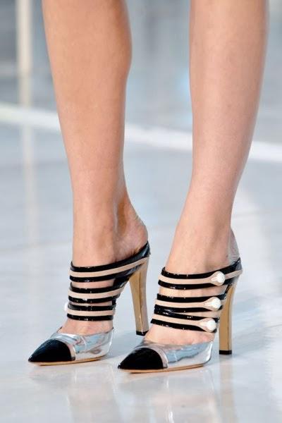 туфли без задника фото