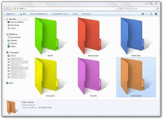 Cara Mengubah Warna Folder Windows