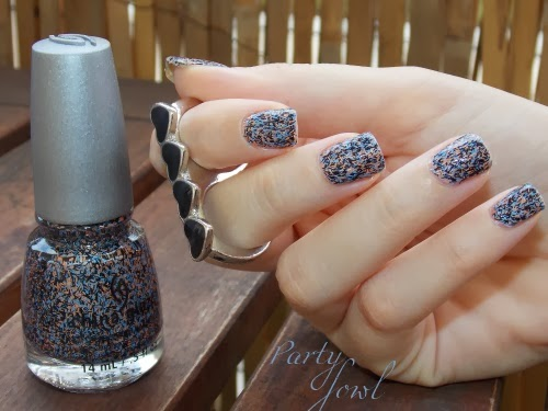 party fowl over the horizon polish vernis china glaze blog beauté psychosexy