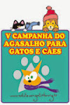 Campanha do Agasalho para Cães e Gatos