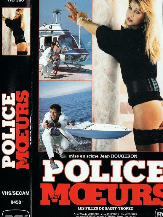 Police des moeurs 1987 Saint-Tropez Vice