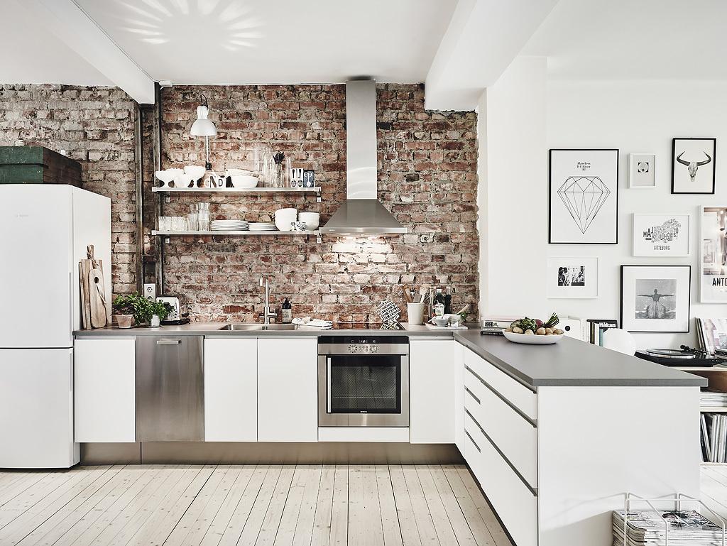 Semplice e accogliente casa dal sapore nordico arc art - La casa semplice ...