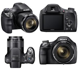 BENQ GH-610, Nikon CoolPix P530, Canon PowerShot SX700, Sony Cyber Shot DSC H400, kamera prosumer, Prosumer camera, Full-HD video, bridge camera, superzoom camera,