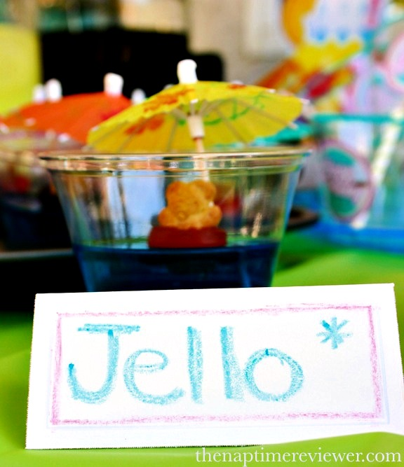 jello cups