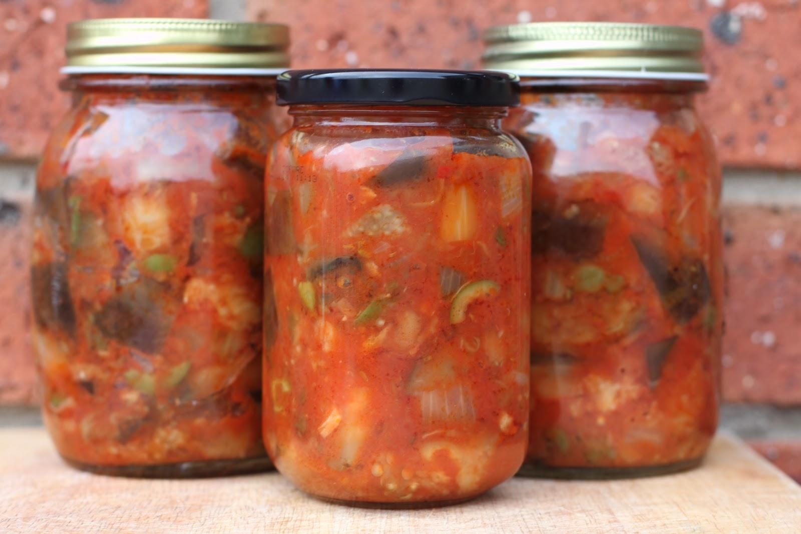 Заготовки на зиму из баклажан с фасолью лучшие рецепты