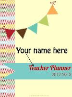 A Modern Teacher's Planner