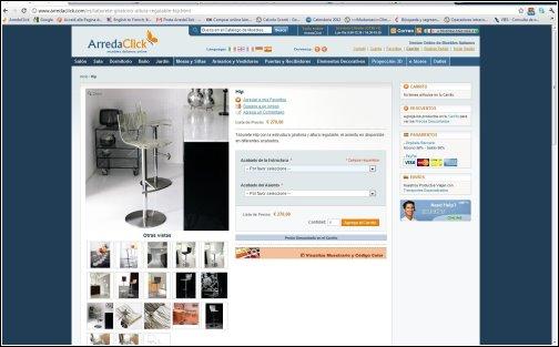 Arredaclick muebles italianos online arredastore for Muebles italianos online