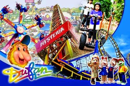 Dunia Fantasi Taman Impian Jaya Ancol