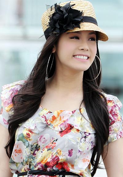 MC Nhật Kim Anh