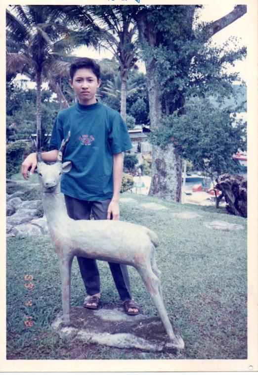 Inovator di Danau Toba, Parapat Sum-ut tahun 1989