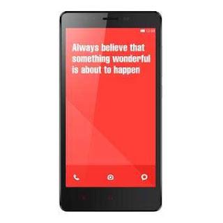 Handphone Xiaomi Redmi Note 4G LTE