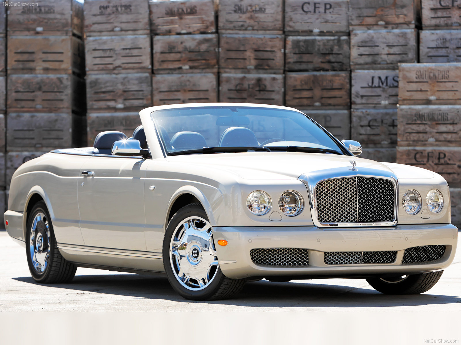 Bentley Azure 1024x600 Car Photos