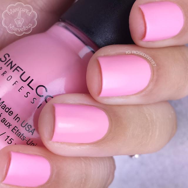 Sinful Colors - Pink Break