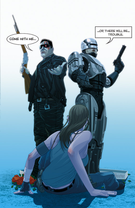 Terminator Robocop 2 por gatchatom