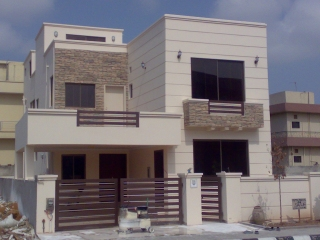 New home designs latest islamabad homes designs pakistan for Pakistani new home designs exterior views